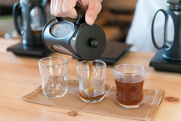 ゴートコーヒー12